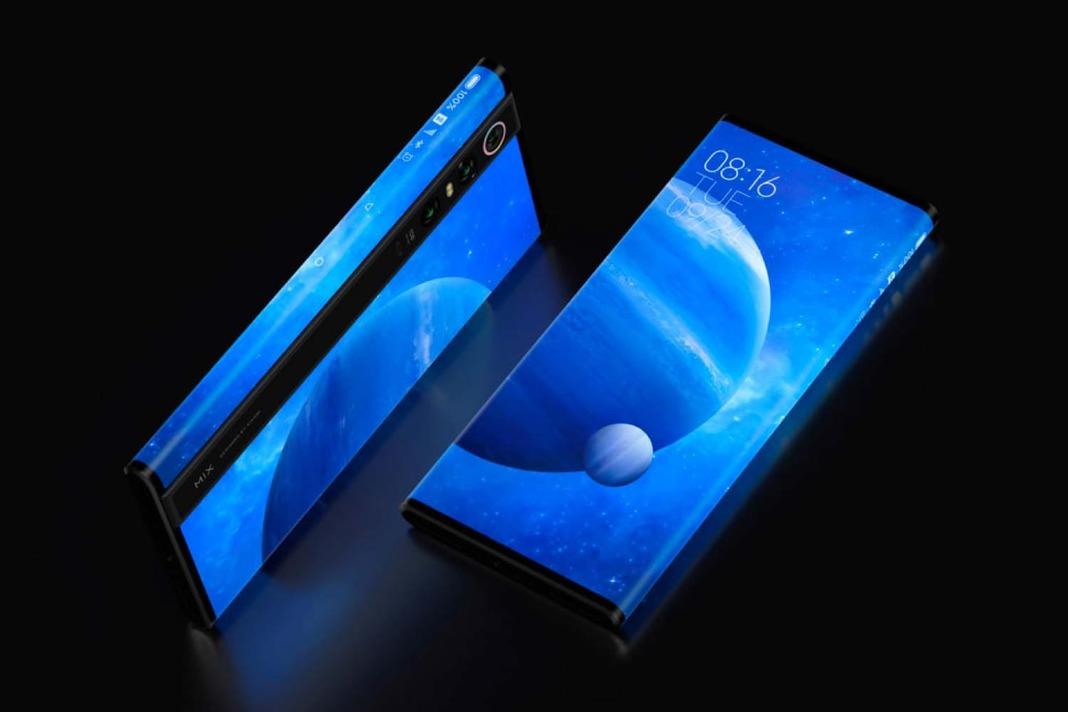 Анонс Xiaomi Mi Mix Alpha – невероятный смартфон с экраном спереди и сзади