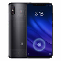 Xiaomi Mi 8 Pro 8/128GB Transperent Black/Черный Global Version