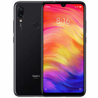 Xiaomi Redmi Note 7 4/128GB Black/Черный Global Version