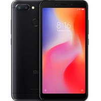 Xiaomi Redmi 6 3GB/32GB Black/Черный Global Version