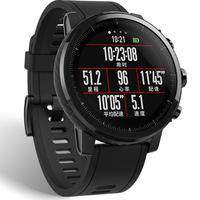 Умные часы Huami Amazfit Pace 2 Sport Smartwatch Black (Stratos)