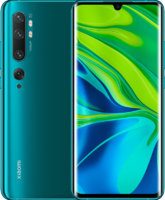 Xiaomi Mi Note 10 6/128GB Green/Зеленый Global Version