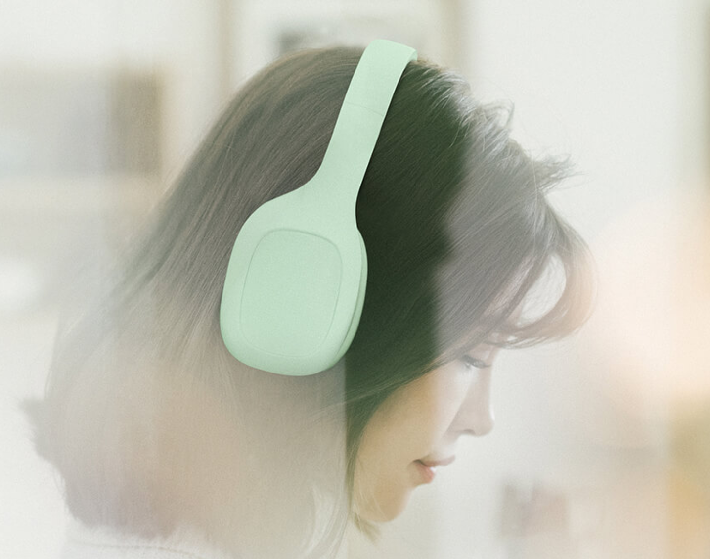 Наушники Mi Headphones Comfort White (белые)