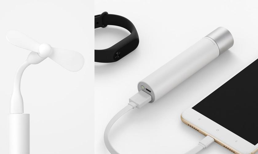 Фонарик Xiaomi Portable electric torch